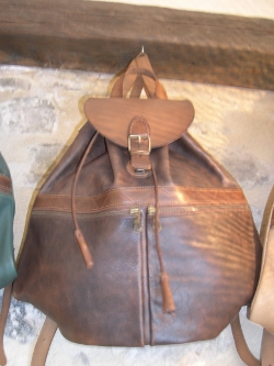 Own Made Leather Bag